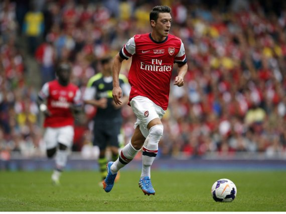 Was Mesut Ozil a one off?  Or will he be joined by more?