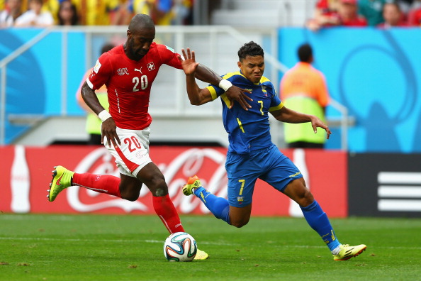 Switzerland v Ecuador: Group E - 2014 FIFA World Cup Brazil