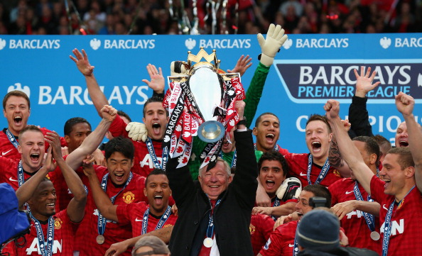 Sir Alex Ferguson won the title in his last season at the club but was it all down to his managerial ability?